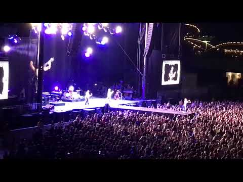 JOURNEY STONE IN LOVE & ANY WAY YOU WANT IT LIVE @ HERSHEYPARK STADIUM 5-25-18