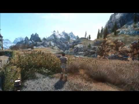 Skyrim Mods - Real Time Waiting
