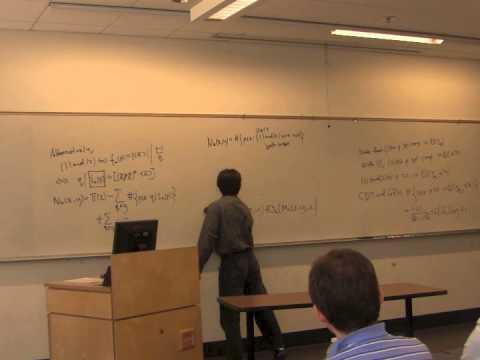 Adam Tyler Felix - Various Generalizations of Artin's Conjecture for Primitive Roots