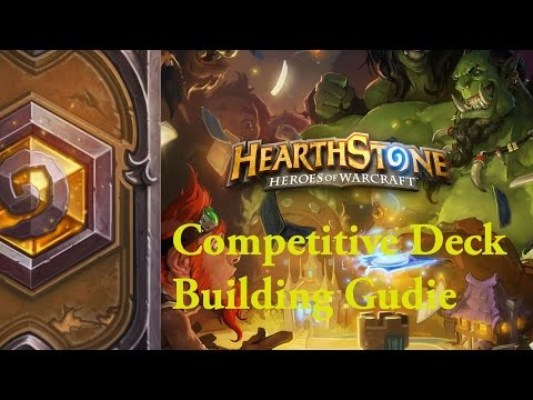 Sixenm's guide to Competitive Deck Building