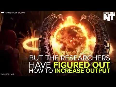 MIT Researchers Create Artificial Sun