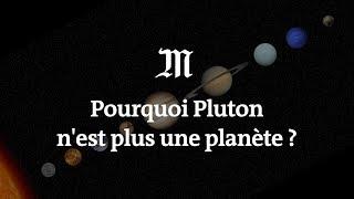 Pourquoi Pluton n