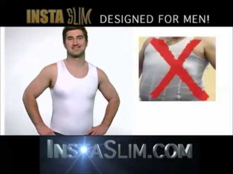 Compression Shirts - Insta Slim Compression Clothing for Men