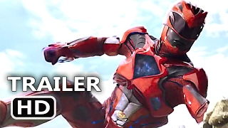 PΟWER RАNGЕRS Official Trailer (2017) Sci Fi, Action Movie HD