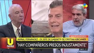 Aníbal Fernández Mano A Mano Con Mauro Viale