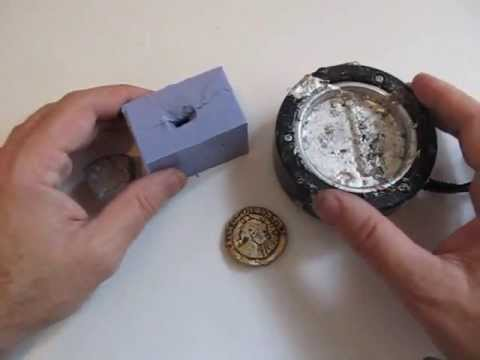 How to Cast a Metal Coin - A Skyrim Septim