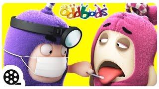 Oddbods | Doctor Odd | Funny Cartoons For Kids