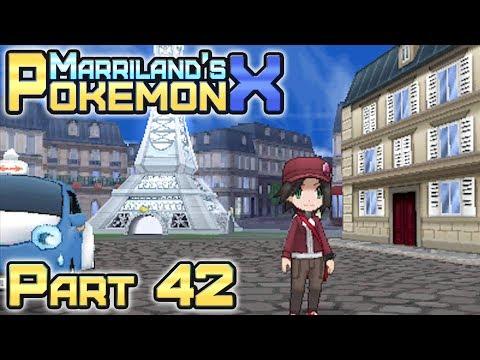 Pokémon X, Part 42: The Rest of Lumiose City!