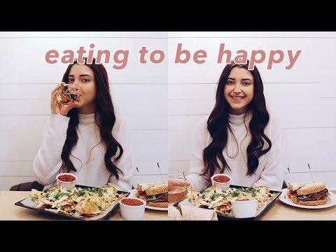 What I Eat to Be Happy | vegan 2018