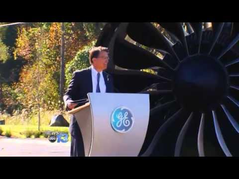 G.E. Aviation Opens Unique Facility