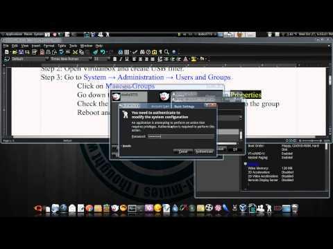 Getting USB Wifi To Work With Virtualbox Ubuntu 10.04
