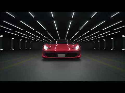 3D INTRO FREE | Template FERRARI Car Logo Opener + FREE DOWNLOAD | After Effects CS6
