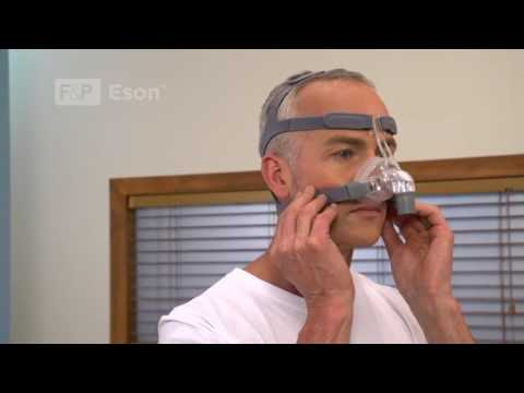 How to fit the Fisher and Paykel Eson Nasal CPAP Mask - Primo Medical Supplies