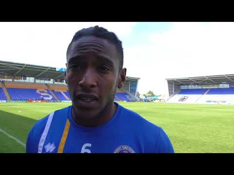 'It's just surreal!' Omar Beckles on the dream of playing Championship football