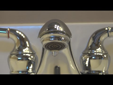 Fixing a Leaking Moen Bathroom Faucet