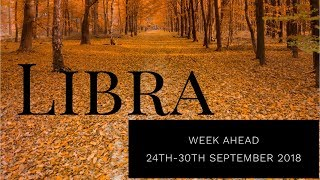 LIBRA WEEKLY TAROT READING SEPTEMBER 24 NEW LOYALTY