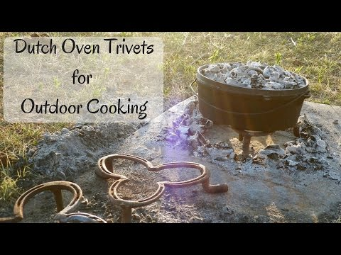 Dutch Oven Trivet for Outdoor Cooking