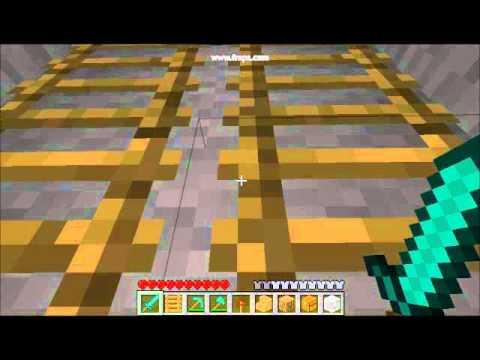 Minecraft Mansion + DIVING BOARD!