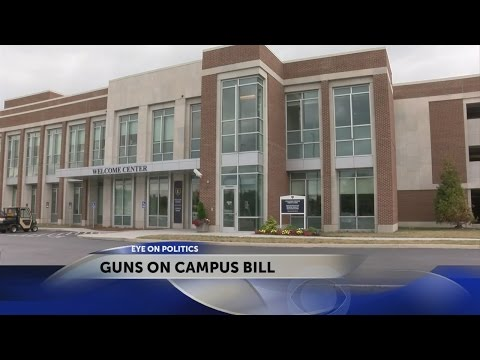 ETSU, Northeast State employees applying to carry concealed weapons on campus