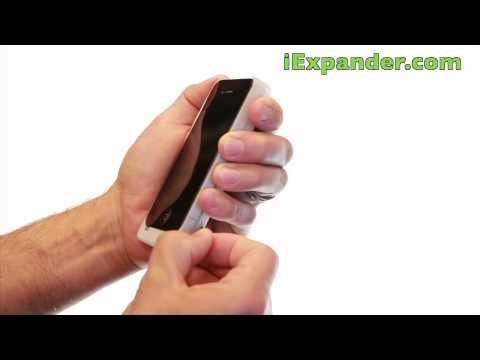 Iphone 5 iExpander for iphone 5, 4S & 4