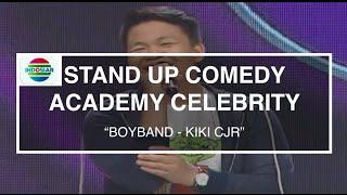 """Boyband"" - Kiki CJR (Peserta Komika Seleb)"