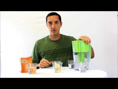 How to make Alkaline Water pt 2