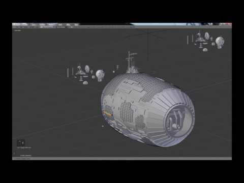 Blender For Noobs - the Secrets of Blender - Part 9 of 14