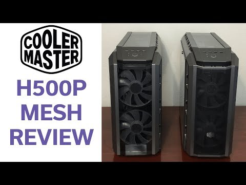 Cooler Master H500P Mesh - Review - To Mesh or Not to Mesh