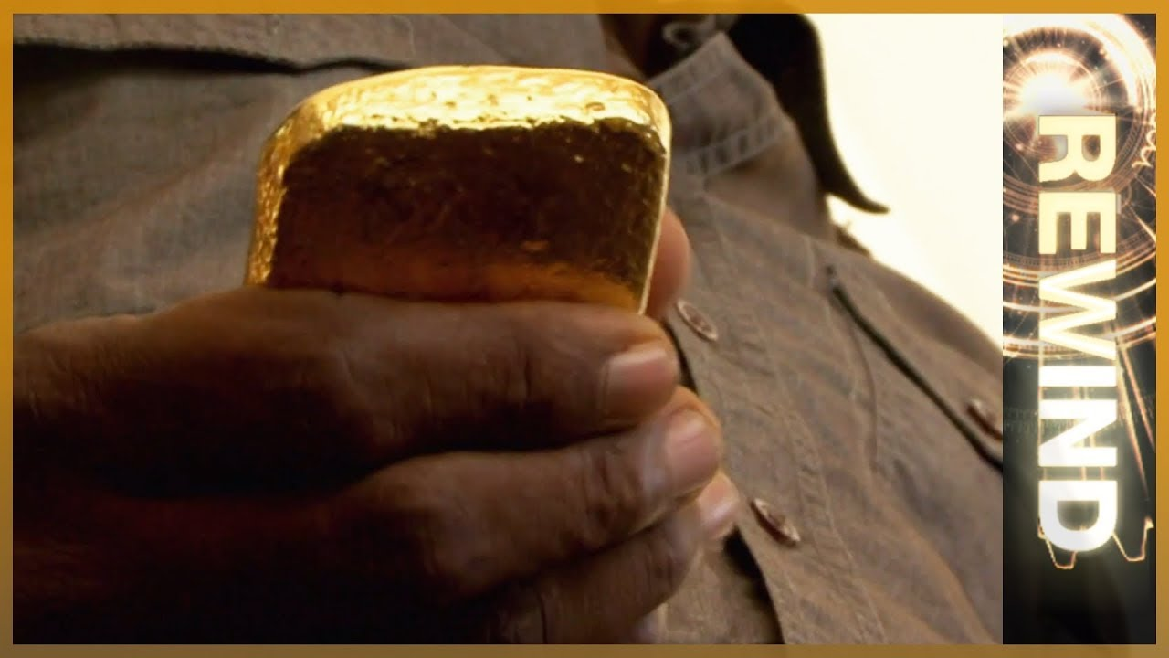 Fool's Gold: Inside Ghana's Million Dollar Scamming Syndicates   REWIND