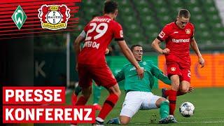 Florian Wirtz debütiert, Havertz mit Doppelpack | PK mit Bosz | Bremen - Bayer 04 Leverkusen 1:4