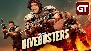 Wir haben euch ja geschwarmt! - Gears 5: Hivebusters im Koop - GT LIVE