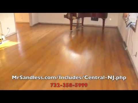 wood floor refinishing Manalapan, NJ