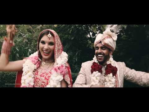 REBECCA + ASHNEEL // Indian Wedding BALI // HIGHLIGHT