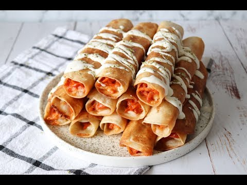 Pizza Taquitos - By One Kitchen
