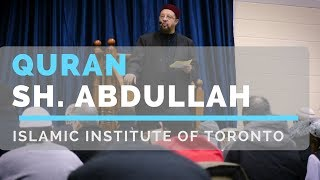 Quran;  How It Changed The World - Sh. Abdullah Hakim Quick - Jumuah Kuthbah