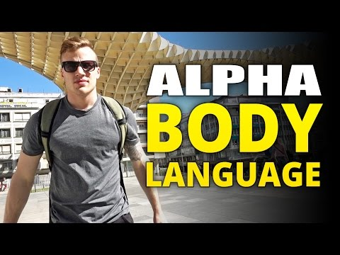 Alpha Male Body Language | 5 Best Tips