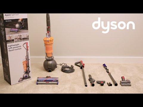 Dyson Light Ball™ upright vacuum - Getting started (UK)
