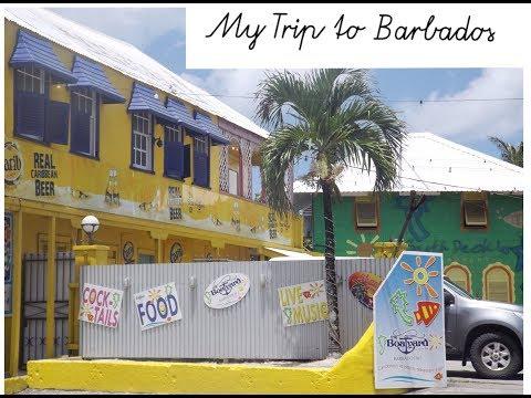 Barbados Trip   2017