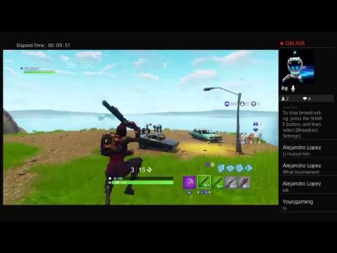 Fortnite 1# Builder/Pro live Season 4 custom matchmakin Custom matchmaking