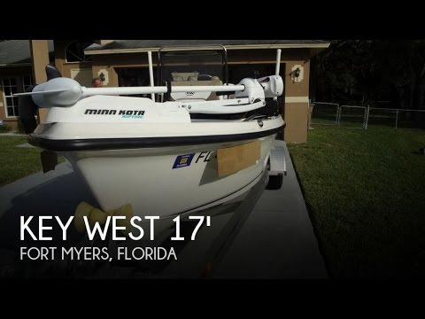 [UNAVAILABLE] Used 2012 Key West 1720 Sportsman in Fort Myers, Florida