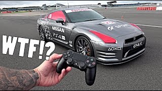 THE 200MPH REMOTE CONTROL CAR: NISSAN GT-R/C!!