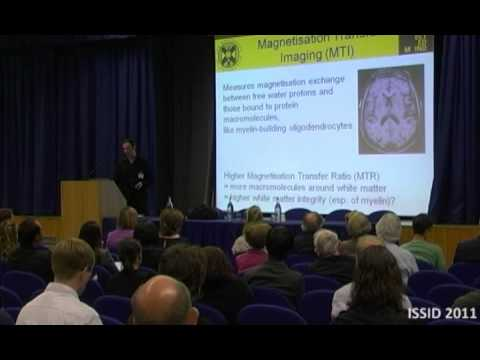 ISSID 2011: Brain white matter integrity, brain size, and cog. ability... (Penke, L.)
