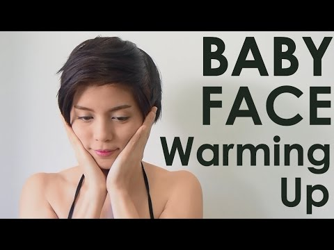 Face Diet : 1. Baby Face WARMING UP #iHealthiness