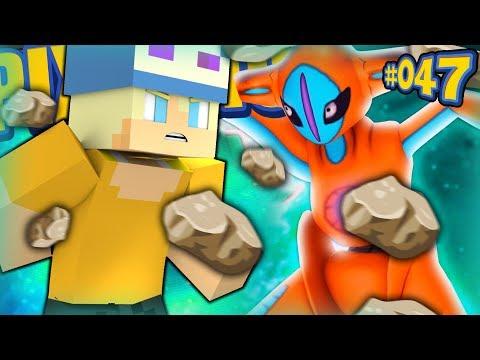 CATTURIAMO DEOXYS IL VIRUS ALIENO! - Minecraft Pixelmon ITA 47 !