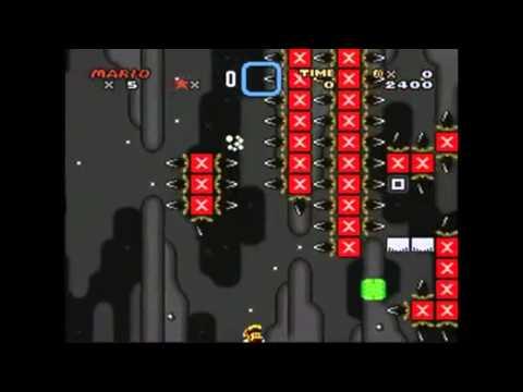 Hardest Mario Level Ever