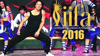Tiger Shroff Performance In IIFA Awards 2016