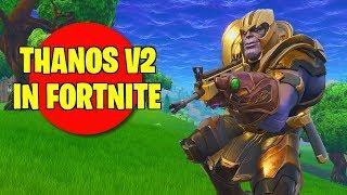 Fortnite Thanos Skin Gameplay Videos Ytube Tv