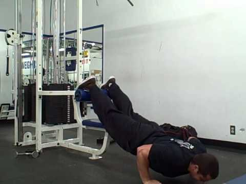 How To Do Incline Push Ups For The Upper Chest