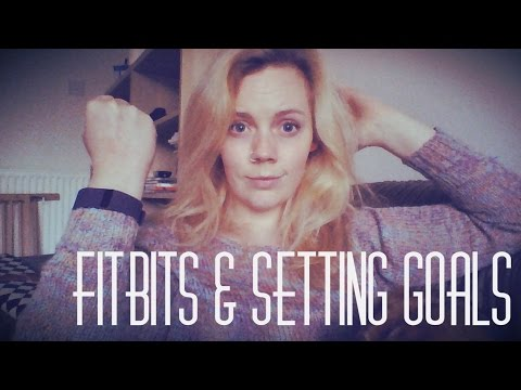 FitBit // setting goals and achieving them!