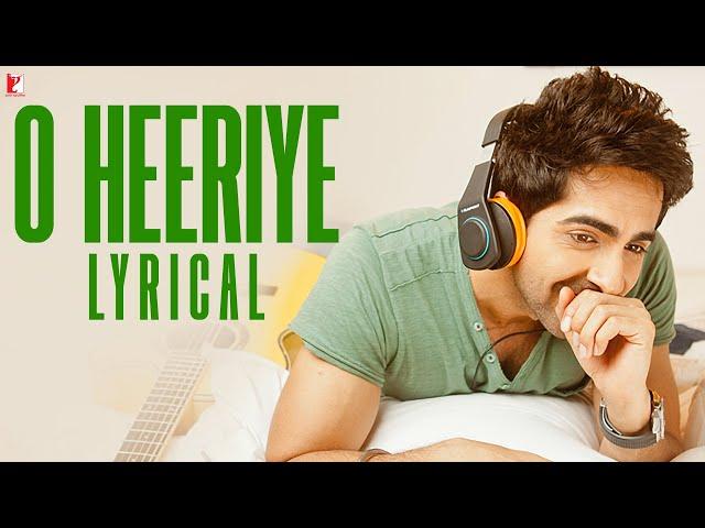 Download Lyrical: O Heeriye Full Song with Lyrics | Ayushmann Khurrana | Rochak Kohli MP3 Gratis